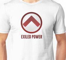 Exiled Power T-Shirt Unisex T-Shirt