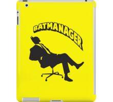 Batmanager iPad Case/Skin
