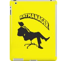 Batmanager iPad Case/Skin