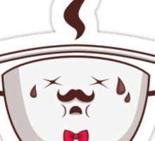 Coffee Strong Sticker