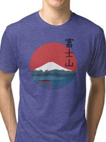 Fuji Tri-blend T-Shirt