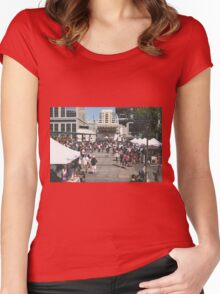 Toronto Summer Music Festival Women's Fitted Scoop T-Shirt