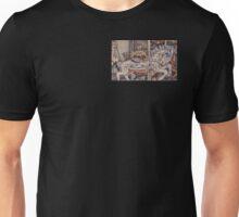 Mosaic Merry Go Round Unisex T-Shirt