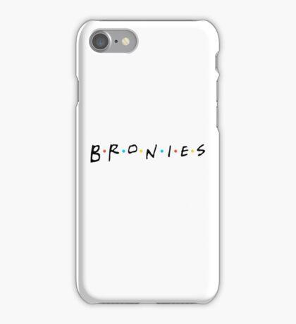 Bronies iPhone Case/Skin