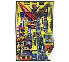 Megatron Poster