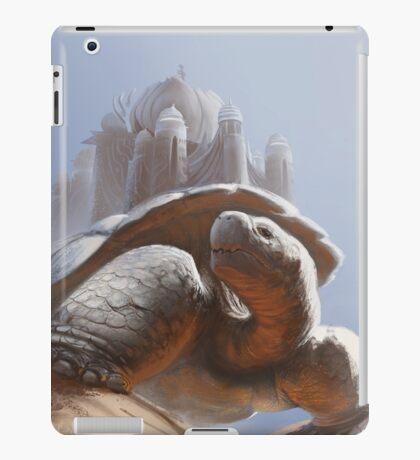 Turtle Temple iPad Case/Skin