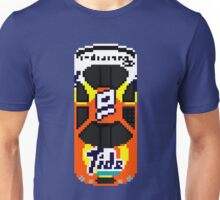 Racing Pixel Art: Ricky Rudd 1998 Unisex T-Shirt