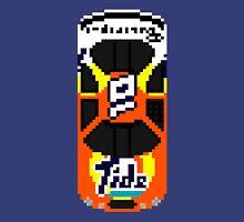 Racing Pixel Art: Ricky Rudd 1998 Unisex T-Shirt