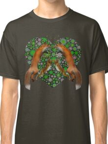 Fox and Hare Love Classic T-Shirt