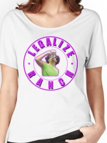 Legalize Ranch Version 2 Women's Relaxed Fit T-Shirt