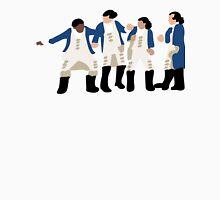 Hamilton, Lafayette, Laurens, Mulligan Unisex T-Shirt