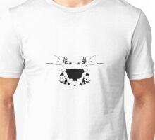 Rorschach test Unisex T-Shirt