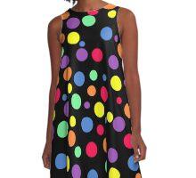 DOTS A-Line Dress