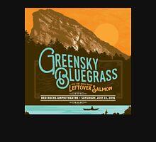 GREENSKY BLUEGRASS SUMMER TOUR 2016 Unisex T-Shirt