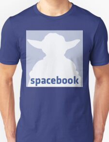 Spacebook - Galaxy T-Shirt Unisex T-Shirt