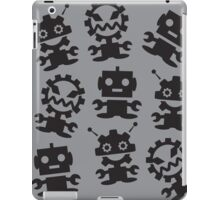 Old School Monster Gear iPad Case/Skin
