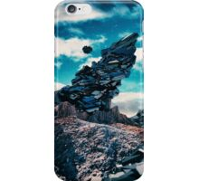 Space structures iPhone Case/Skin