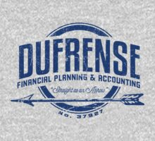 Dufrense Financial Planning One Piece - Short Sleeve