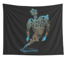 Tattoo Ghost's Ink Memories Wall Tapestry