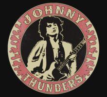 Johnny Thunders Vintage One Piece - Short Sleeve