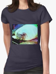 I the Walrus Womens Fitted T-Shirt
