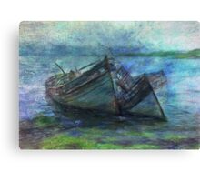 At the Water's Edge  Canvas Print