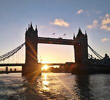 Tower Bridge Is Not London Bridge by jezkemp