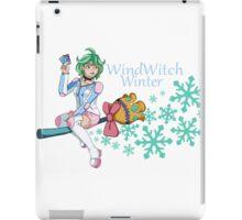 Rin - WindWitch Winter iPad Case/Skin