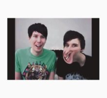 The Photobooth Challenge - Dan and Phil by phabbyhowell