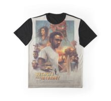 Because The Internet Movie Poster Graphic T-Shirt