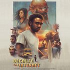 Because The Internet Movie Poster by dstill1997