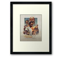 Because The Internet Movie Poster Framed Print