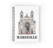 Marseille Spiral Notebook