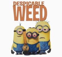 Despicable Weed by grindthis