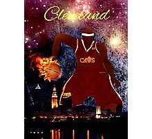 Cleveland II Photographic Print
