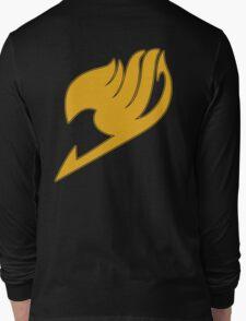 Fairy Tail (Yellow) Long Sleeve T-Shirt
