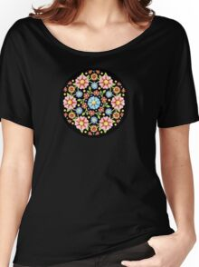 Millefiori Floral Women's Relaxed Fit T-Shirt