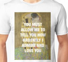 The Kiss x Pride & Prejudice Unisex T-Shirt