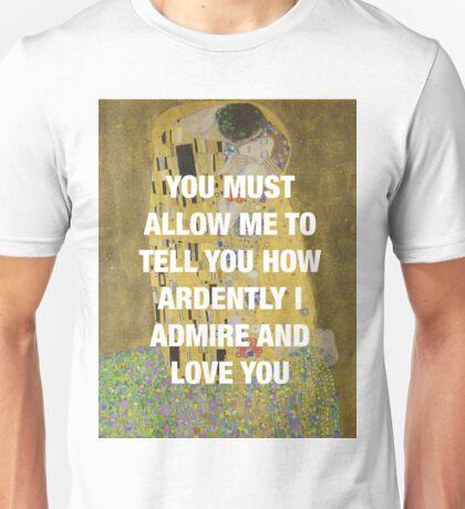 The Kiss x Pride & Prejudice Unisex T-Shirt