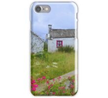 The Summer Blooms Of Rural Ireland iPhone Case/Skin