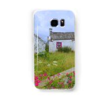 The Summer Blooms Of Rural Ireland Samsung Galaxy Case/Skin