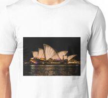 Sydney Vivid 3 Fans Unisex T-Shirt