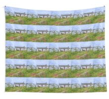 The Summer Blooms Of Rural Ireland Wall Tapestry