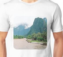Bend in the River  Unisex T-Shirt