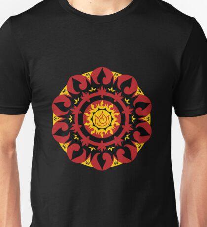 Fire Nation Nouveau Unisex T-Shirt