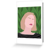 Robyn Greeting Card