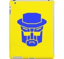 Heisenbot iPad Case/Skin