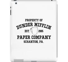 Dunder Mifflin - The Office iPad Case/Skin