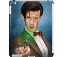 11th Doctor iPad Case/Skin