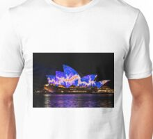 Sydney Vivid 5 Colour Splash 2 Unisex T-Shirt